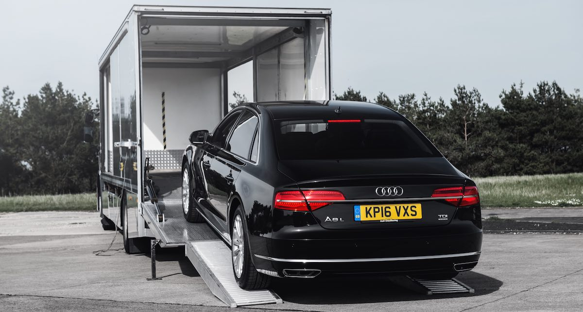 Vehicle Delivery - Parkers European