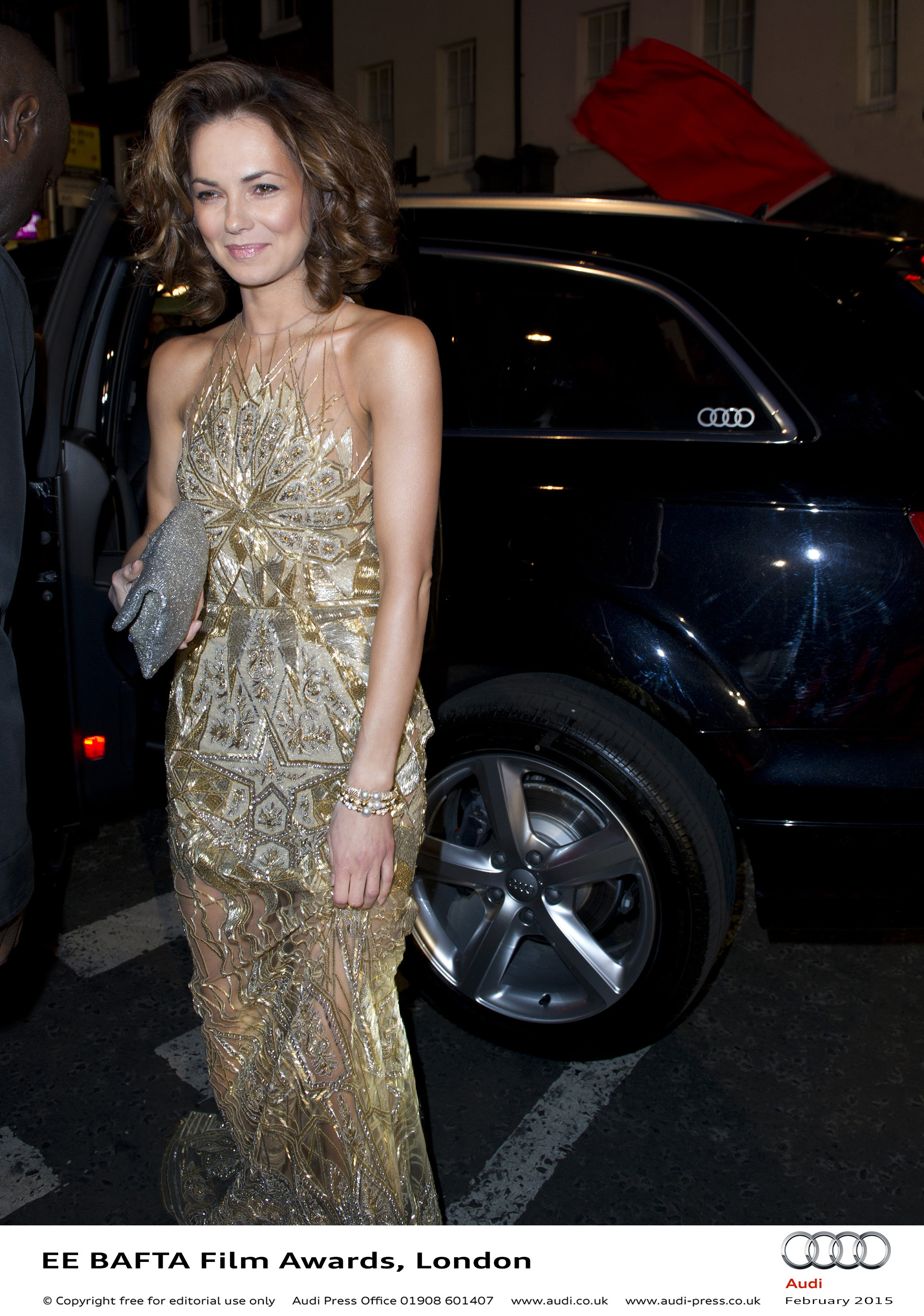 Kara Tointon - EE BAFTA Film Awards