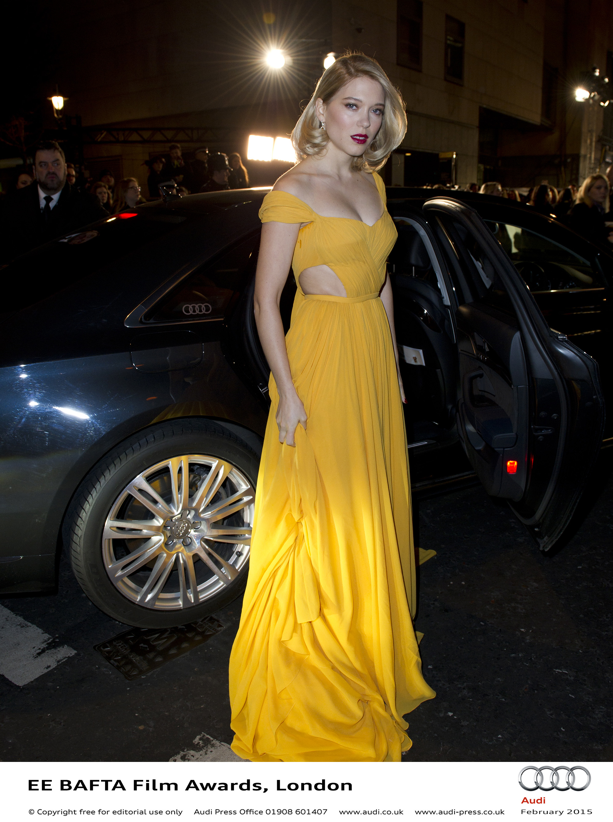 Lea Seydoux - EE BAFTA Film Awards