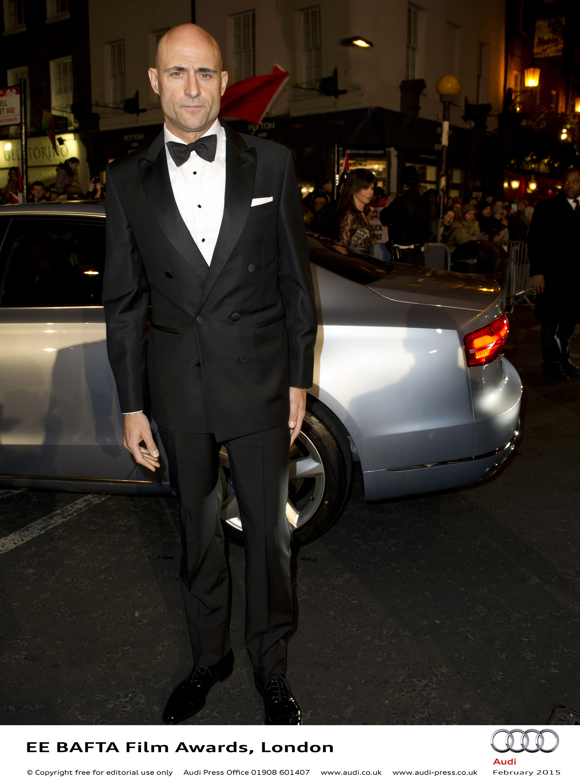 Mark Strong - EE BAFTA Film Awards