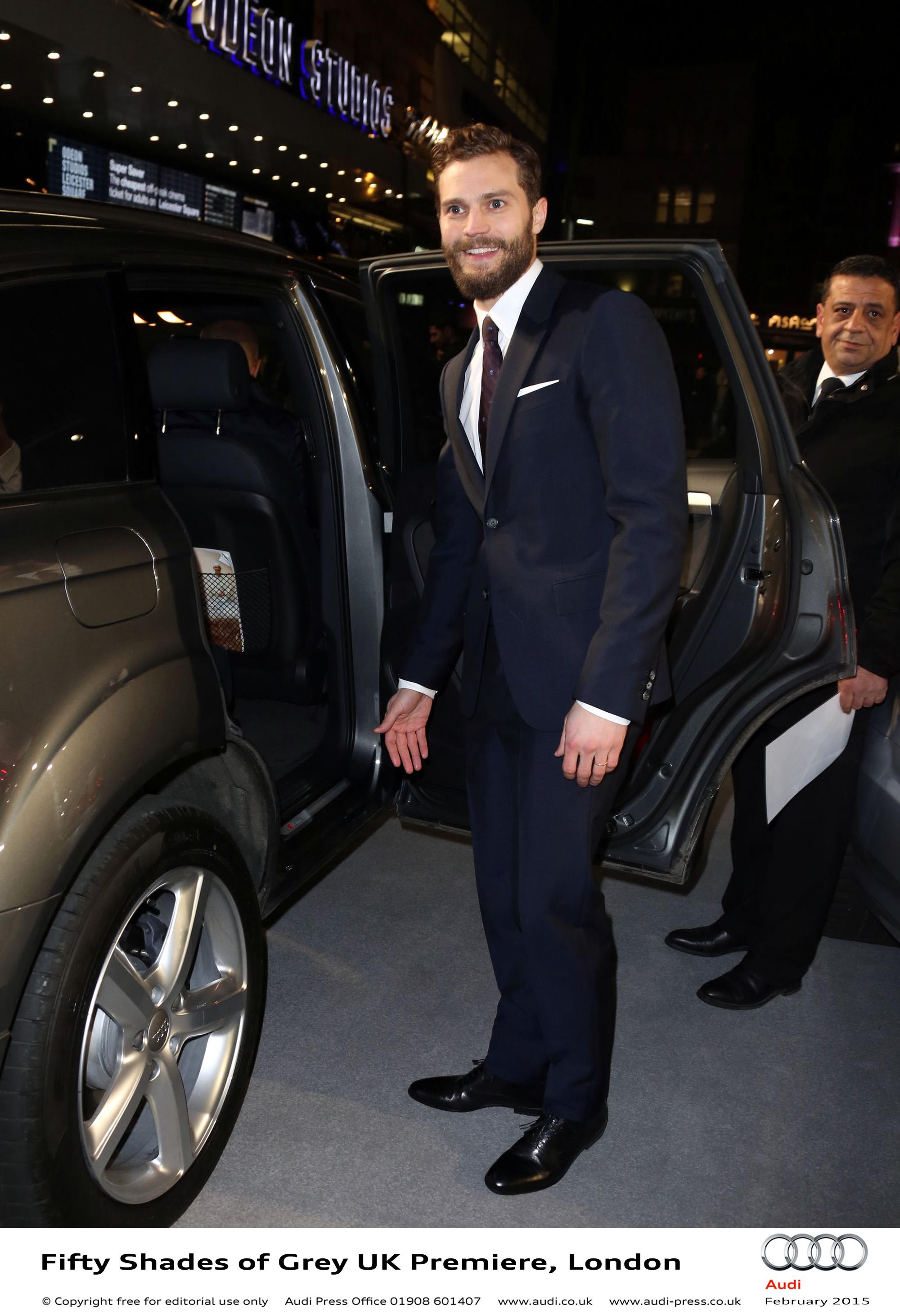 Jamie Dornan - Fifty Shades of Grey Premiere