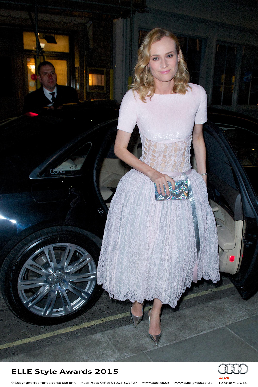 Diane Kruger - Elle Style Awards