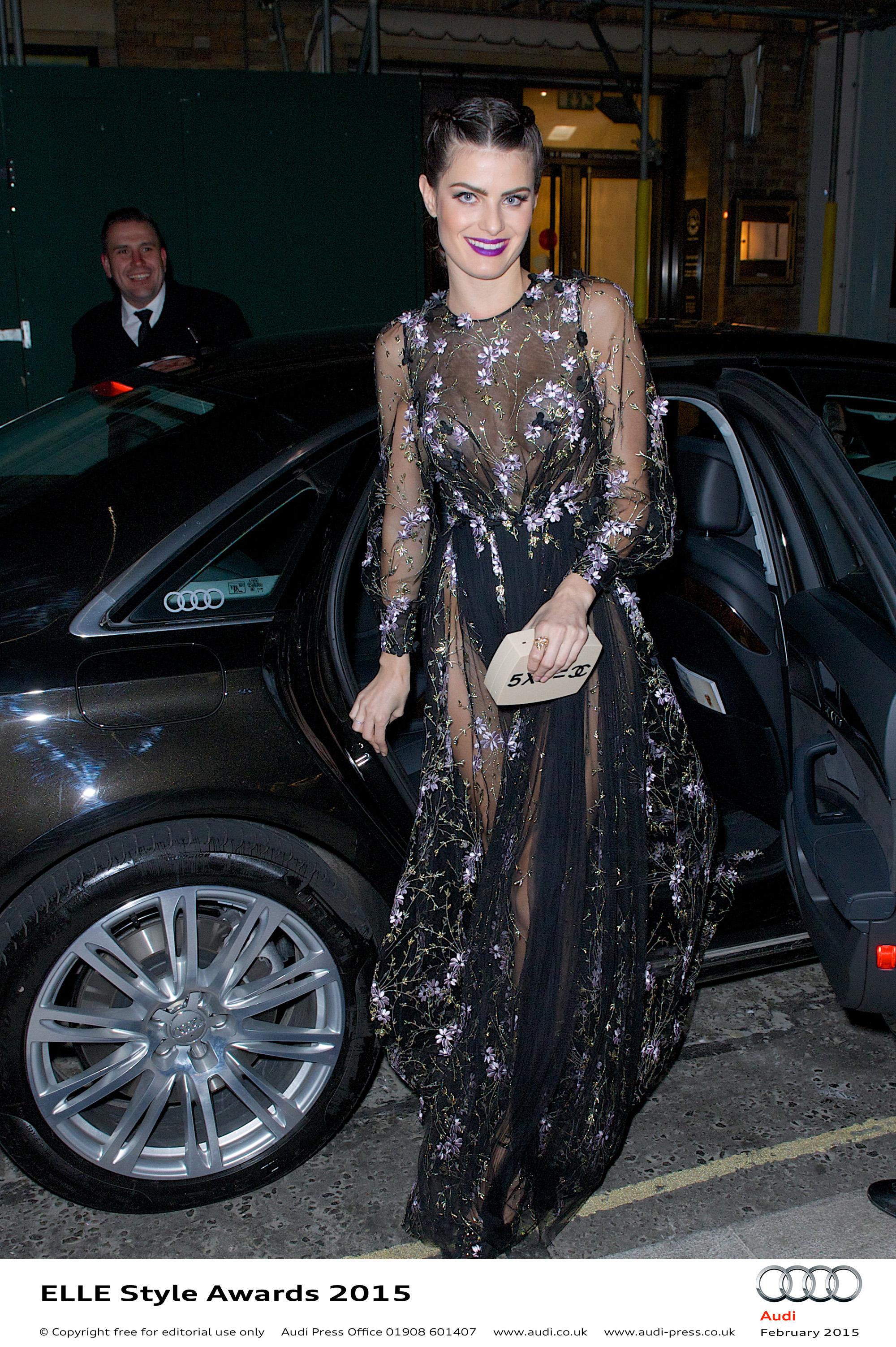Isabeli Fontana - Elle Style Awards