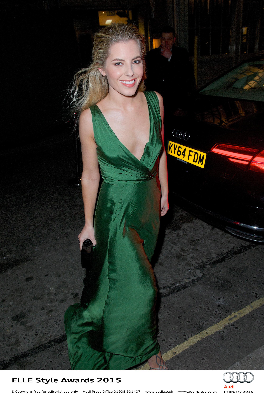 Mollie King - Elle Style Awards