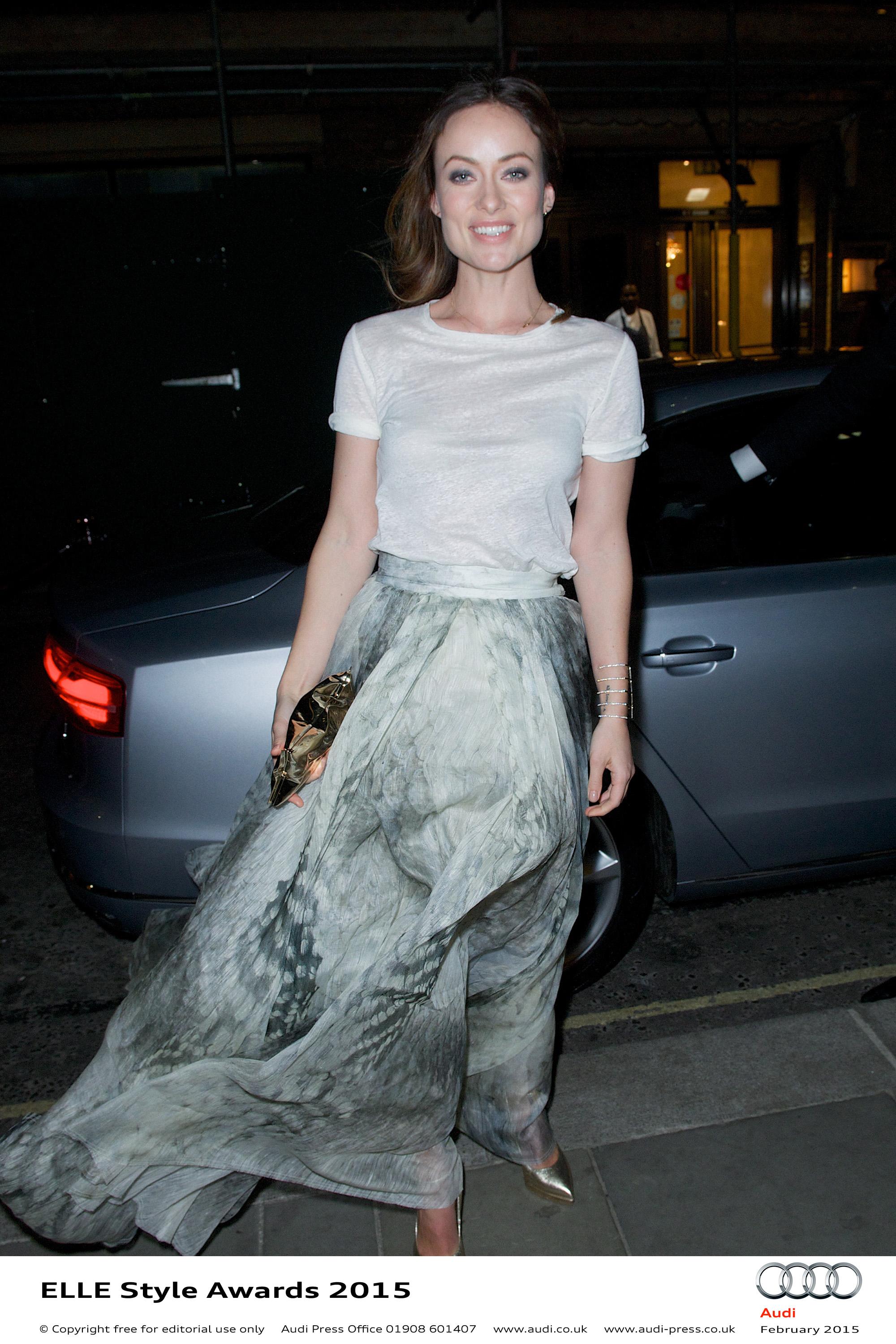 Olivia Wilde - Elle Style Awards