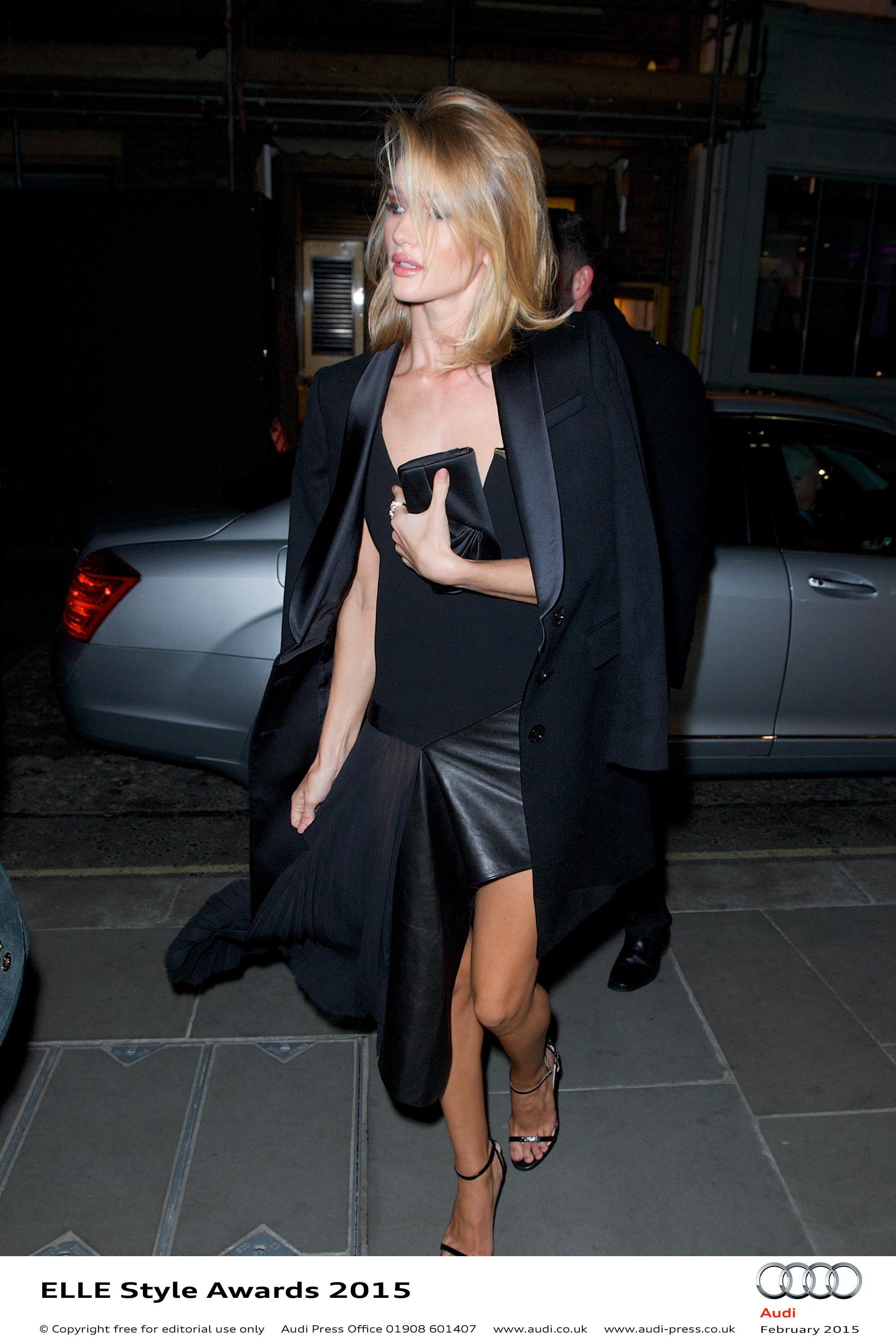 Rosie Huntington-Whiteley - Elle Style Awards