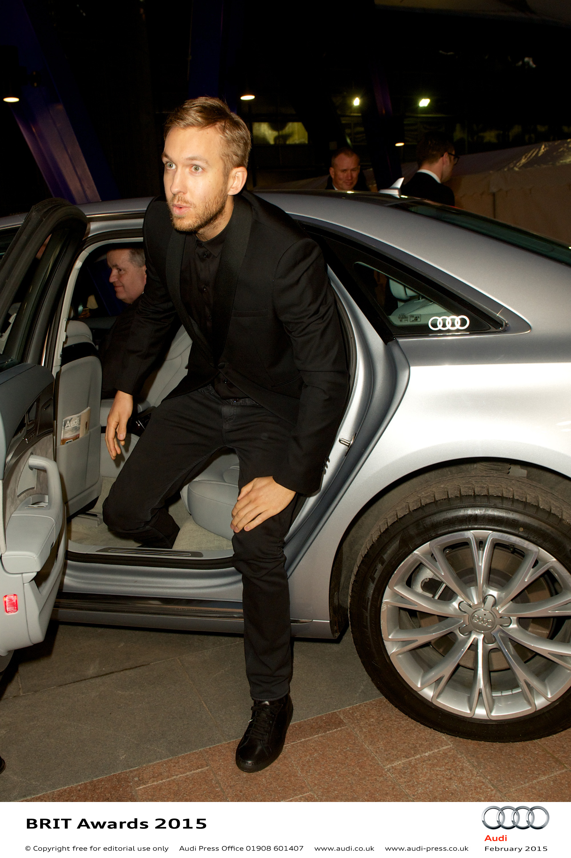 Calvin Harris - BRIT Awards
