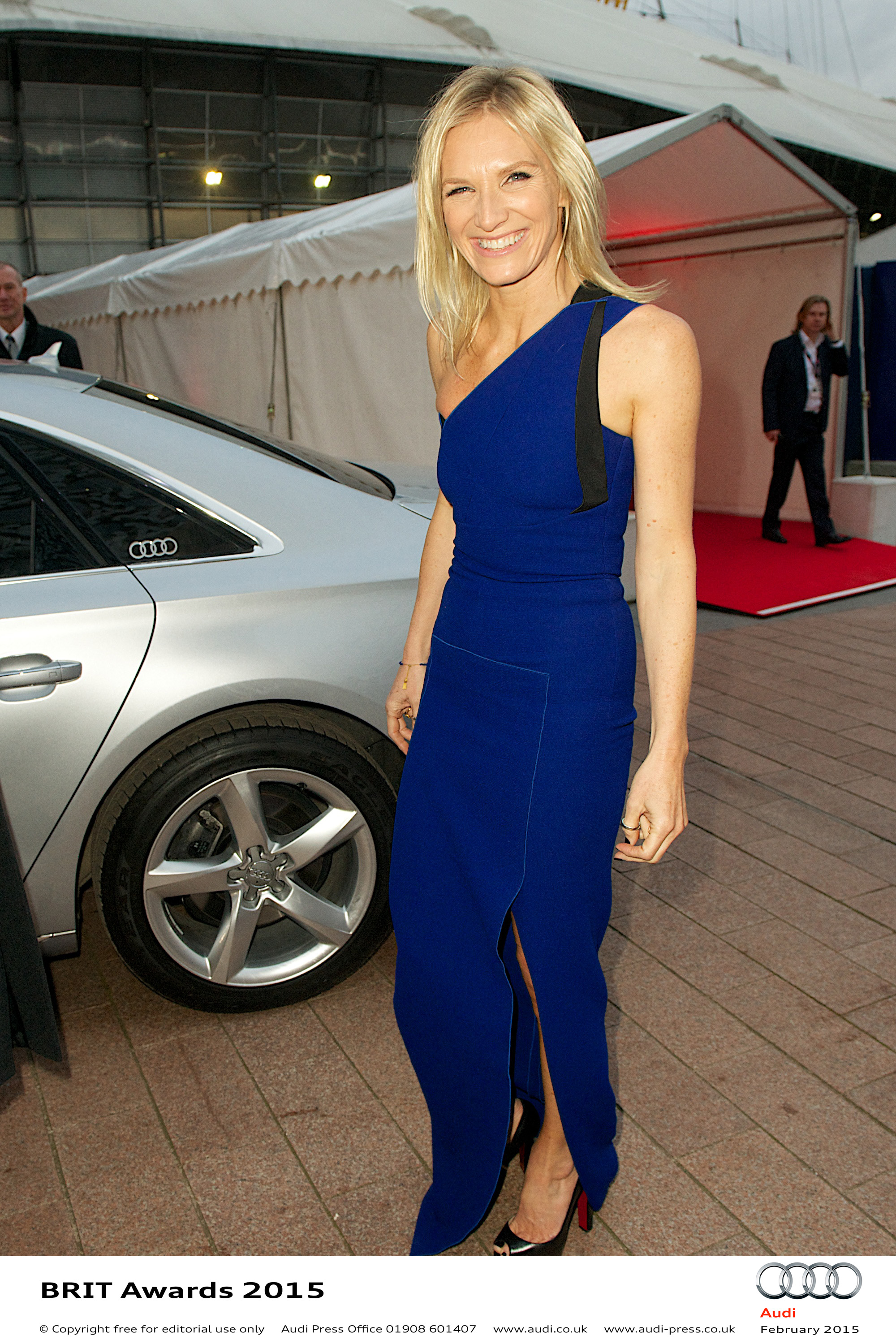 Jo Whiley - BRIT Awards