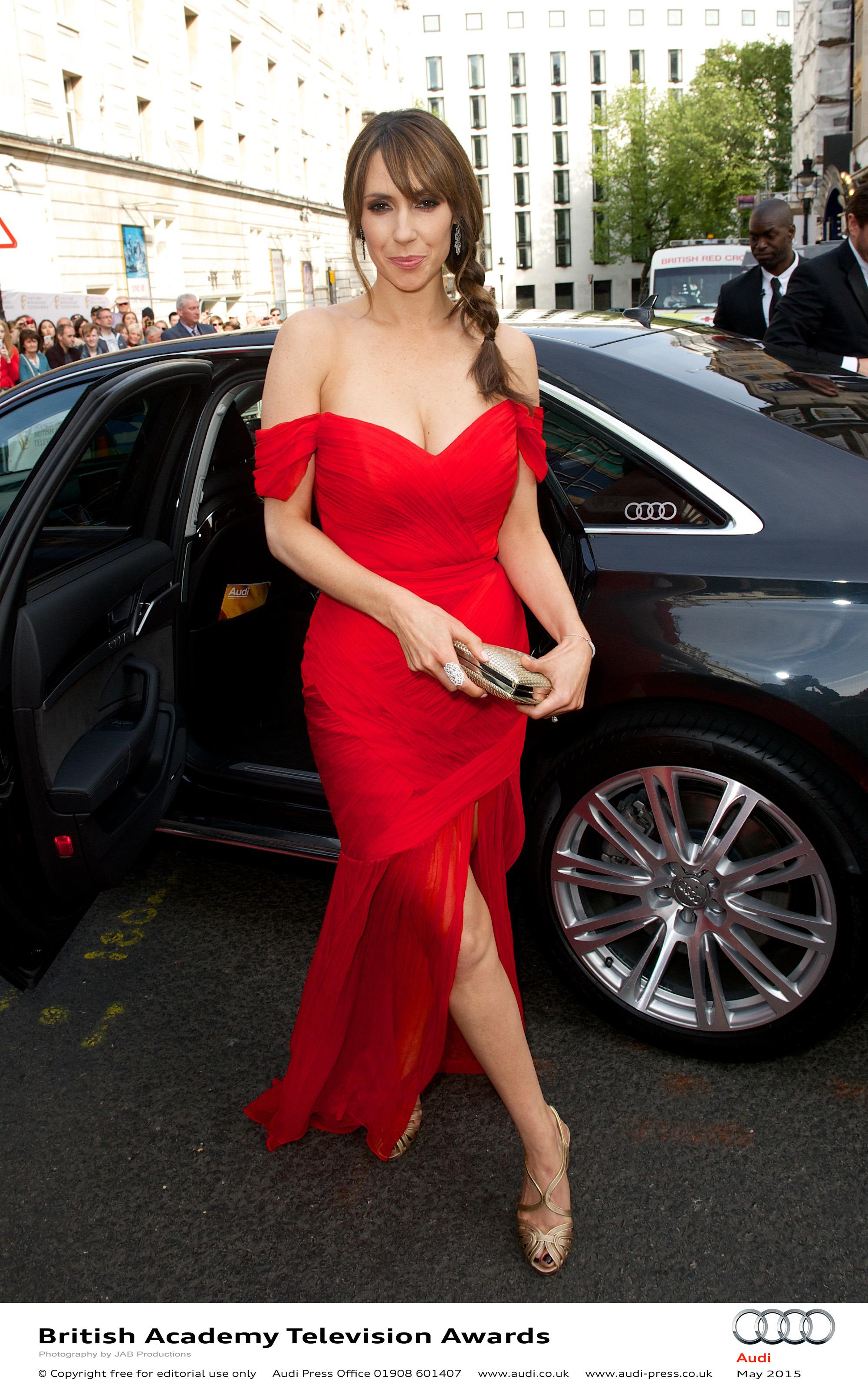 Alex Jones - BAFTA TV Awards