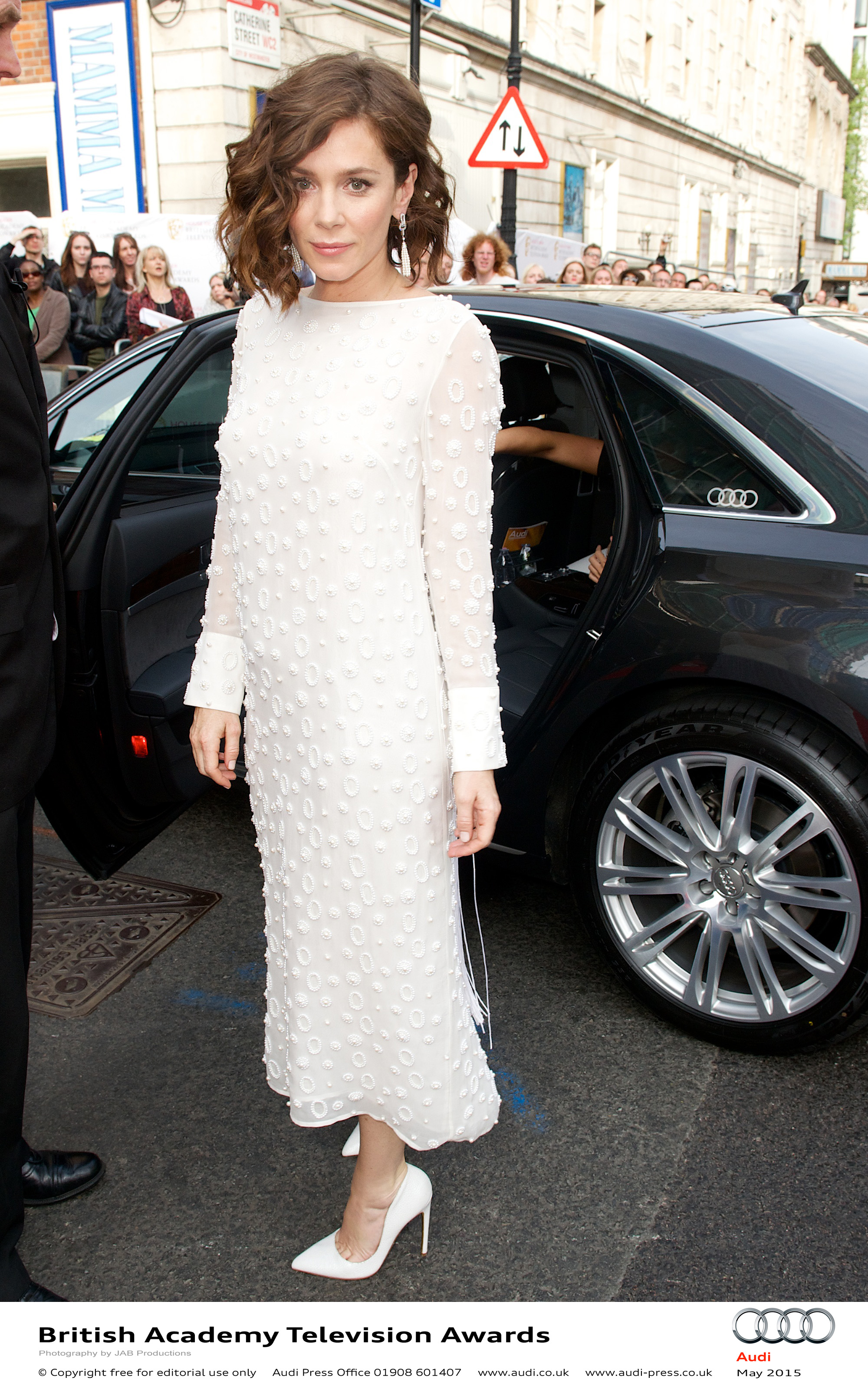 Anna Friel - BAFTA TV Awards