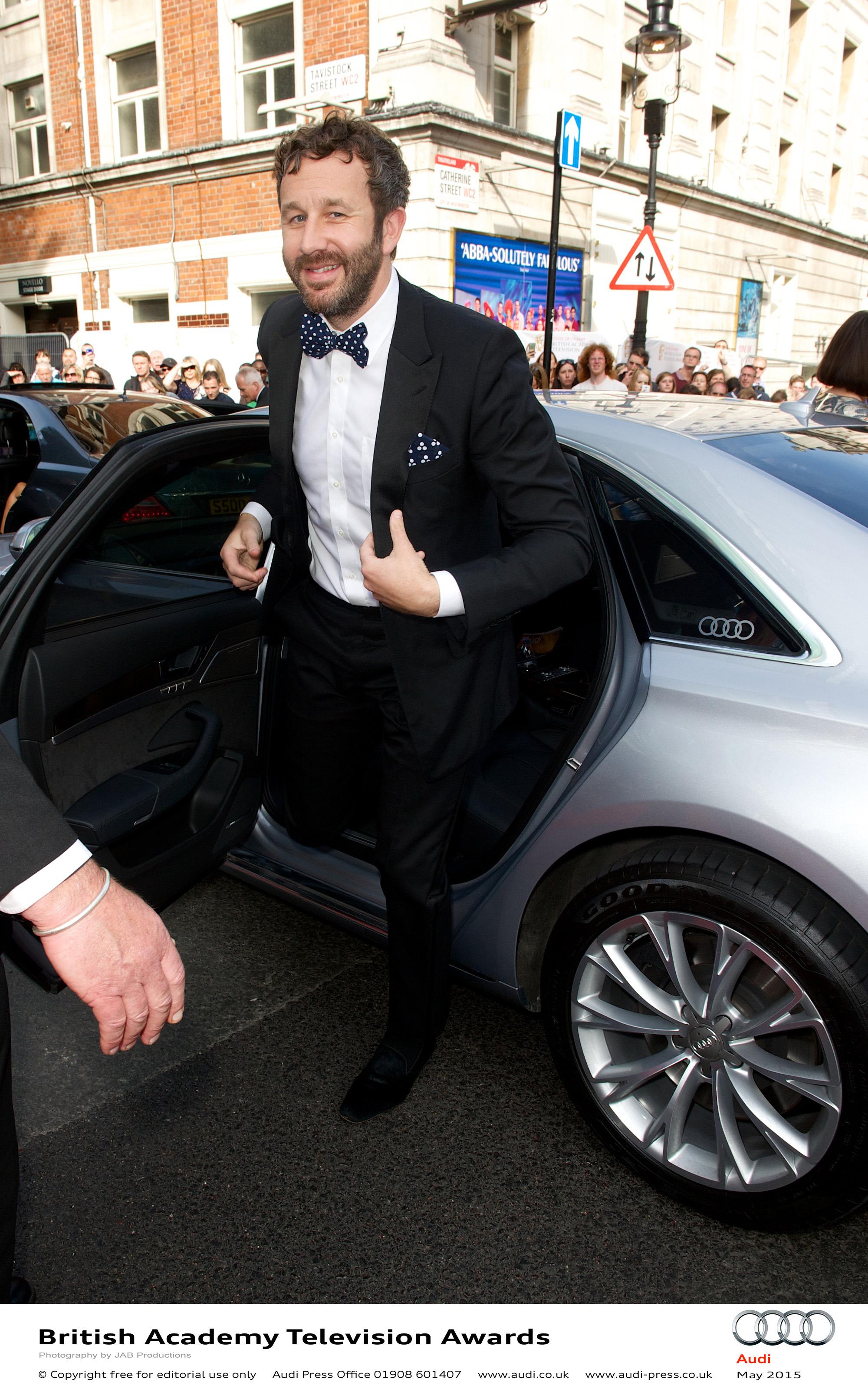 Chris O'Dowd - BAFTA TV Awards