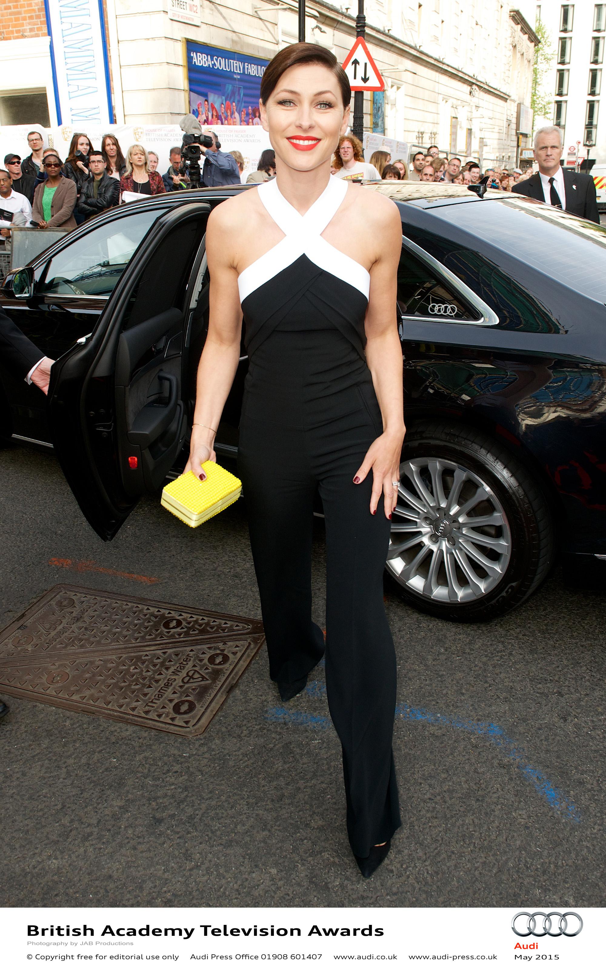 Emma Willis - BAFTA TV Awards