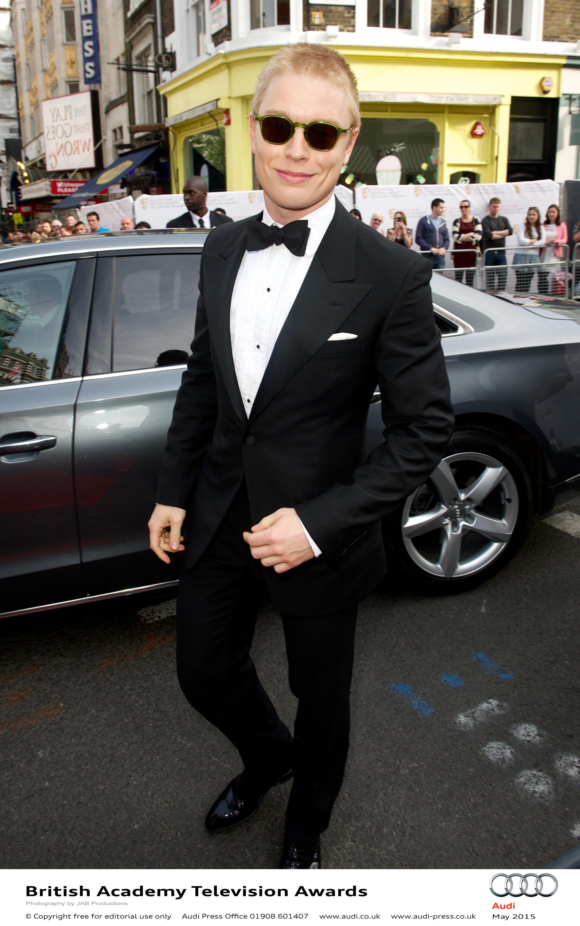 Freddie Fox - BAFTA TV Awards