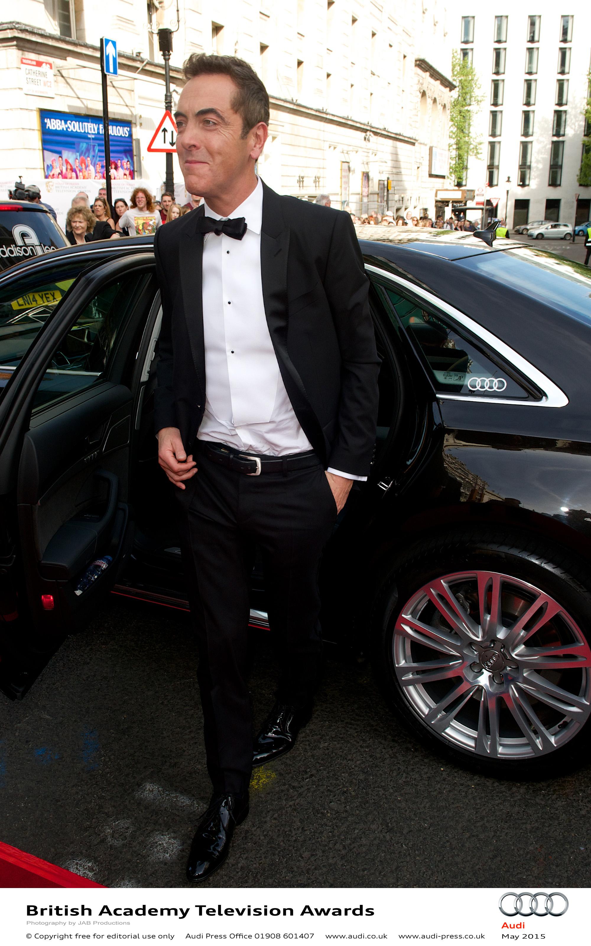 James Nesbitt - BAFTA TV Awards