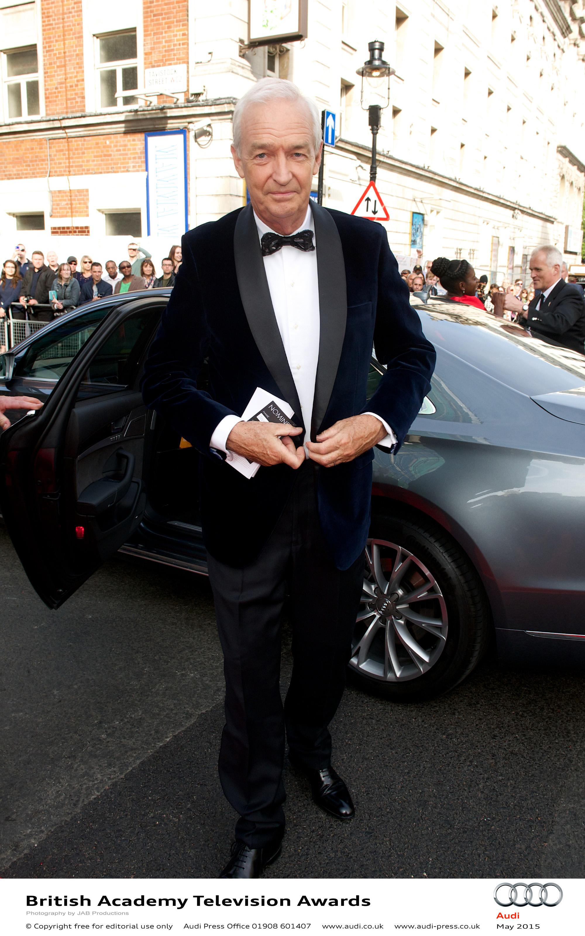 Jon Snow - BAFTA TV Awards