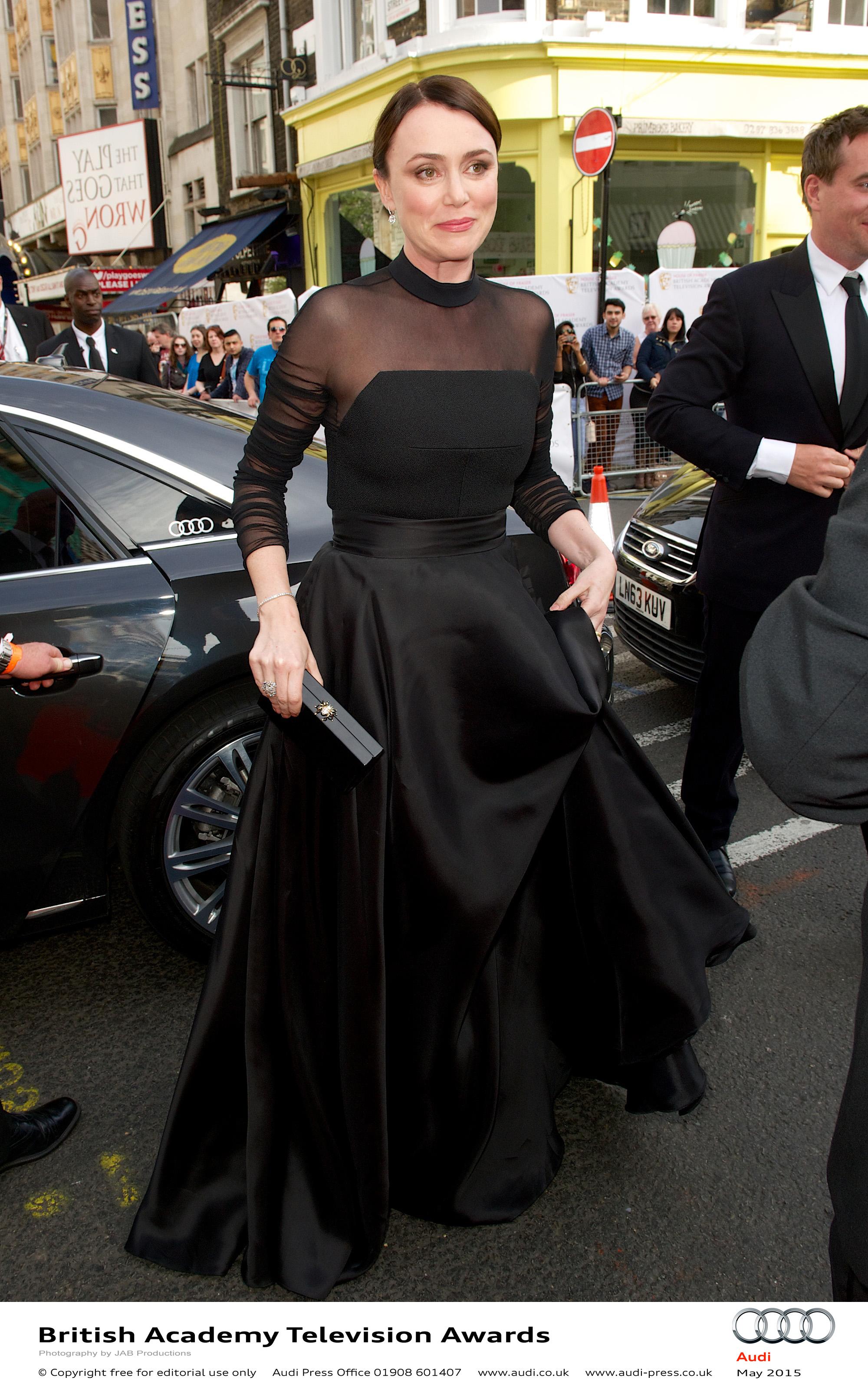 Keeley Hawes - BAFTA TV Awards