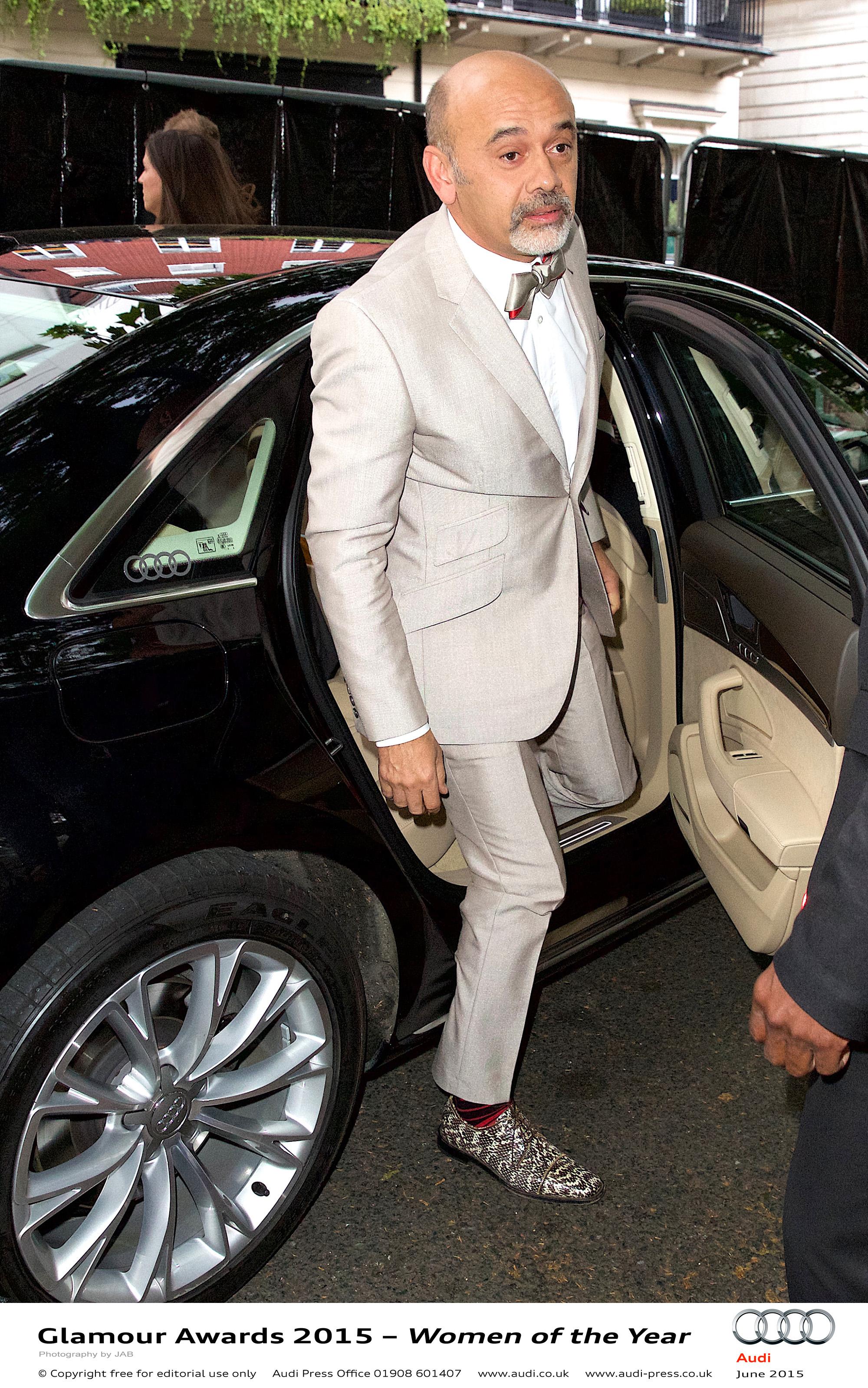 Christian Louboutin - Glamour Awards