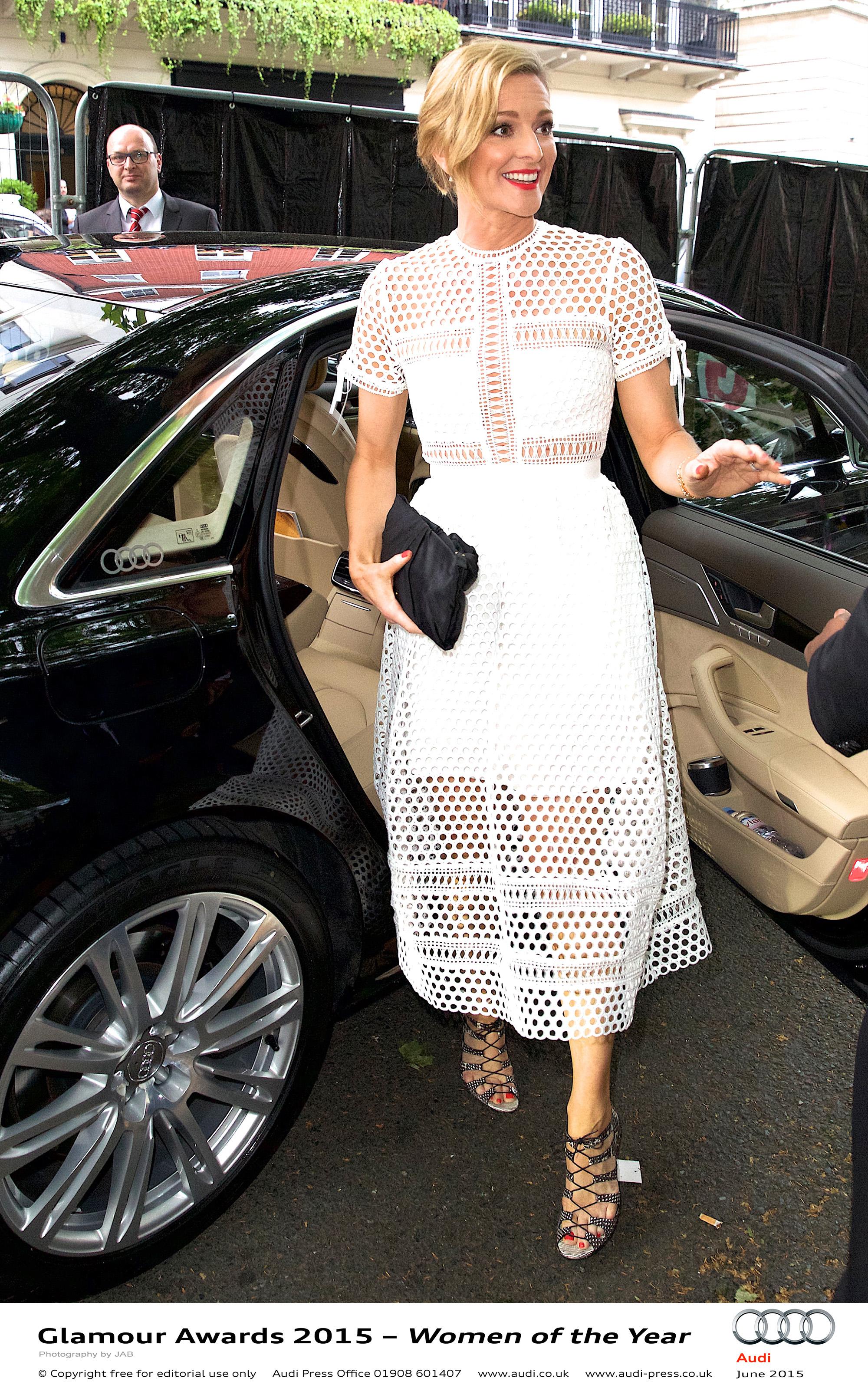 Gabby Logan - Glamour Awards