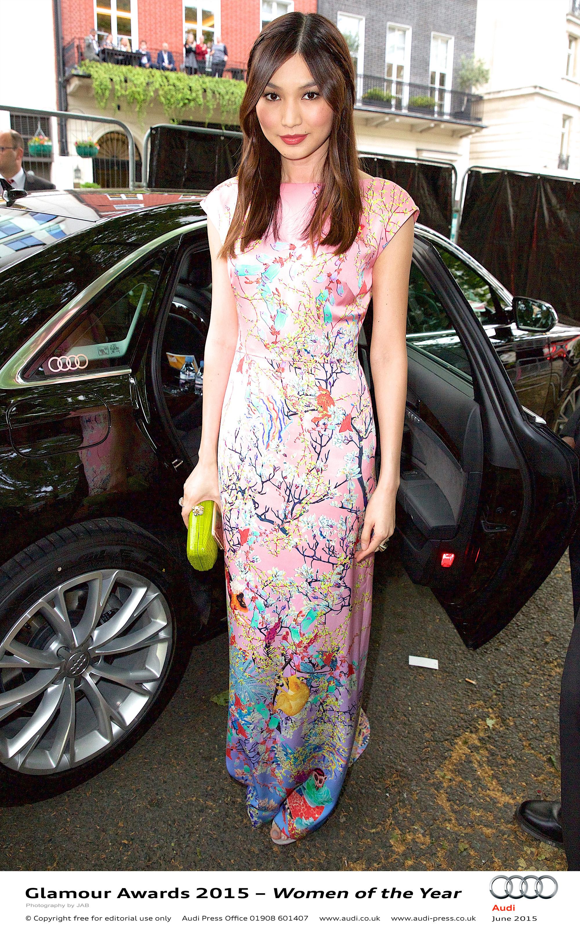 Gemma Chan - Glamour Awards